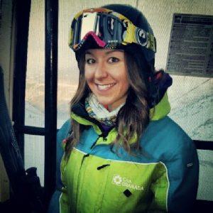 Paloma Quintana, dietista-nutricionista | Sobre Mi - Clases de esquí
