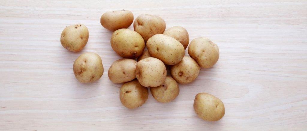 Pierde peso.... ¡comiendo patata!
